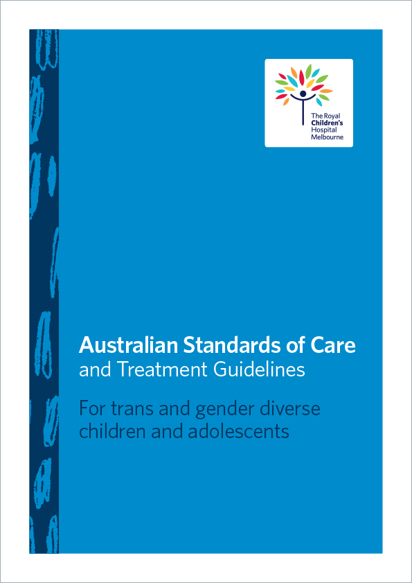 Australian Gender Standards of Care