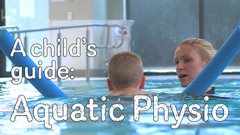 Physio in the pool