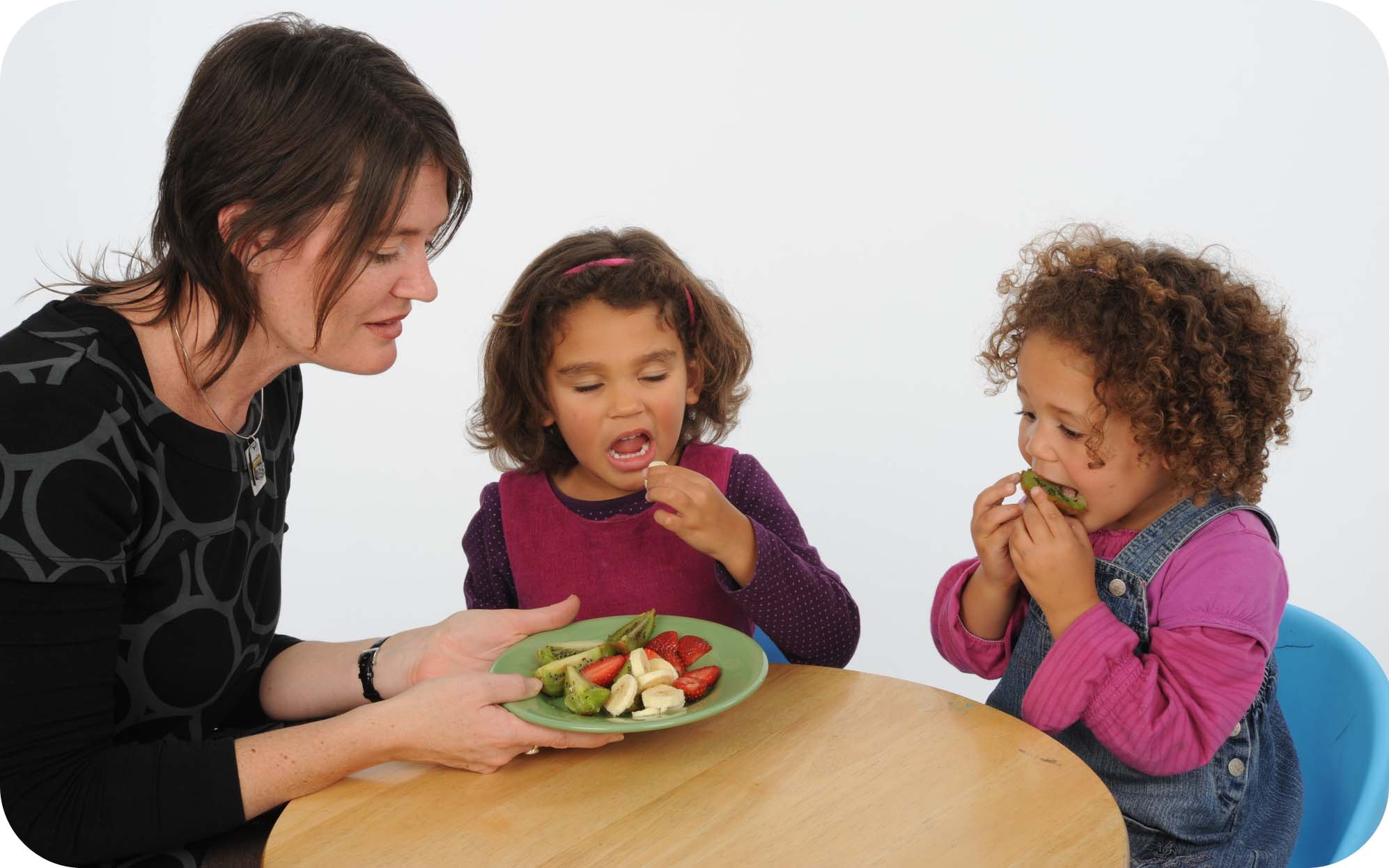 early childhood educators supporting the development Family support initiatives and policies that promote understanding of early childhood health and improve health, education and development.