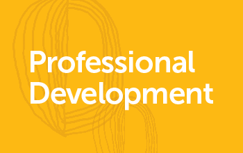 Professional Development News