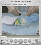 Lumbar Puncture video pic