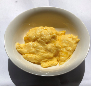 CKD scrambled eggs