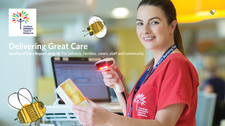 Delivering great care in 2016