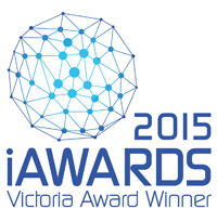 iawards winner victoria